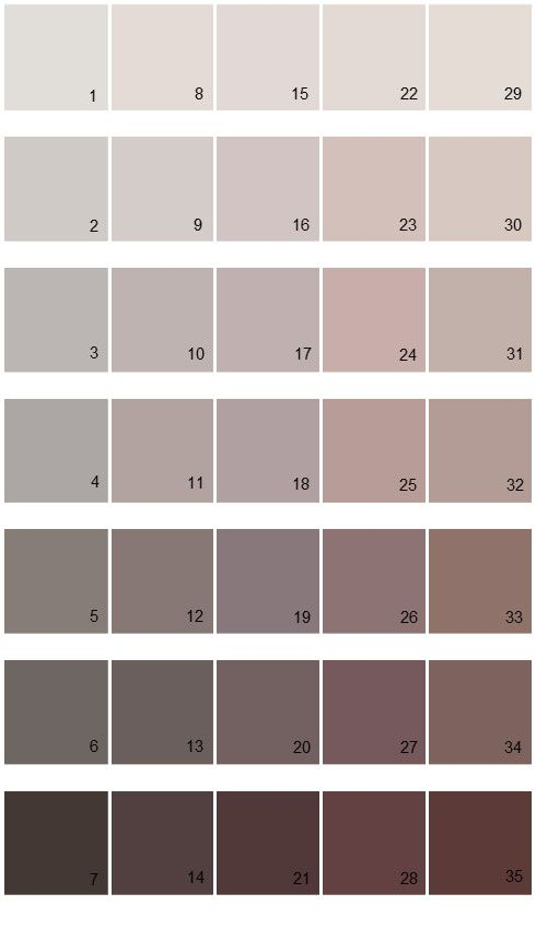 Sherwin Williams Fundamentally Neutral House Paint Colors Palette 01 For Home Color Palettes