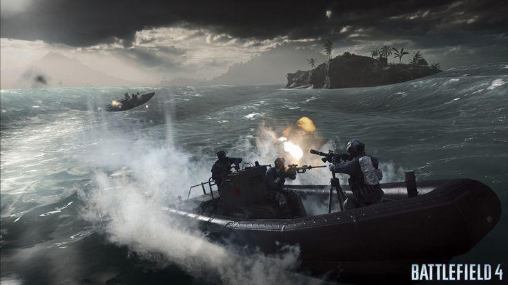 Battlefield 4 \u201cParacel Storm\u201d High Res Screenshots 1920×1080