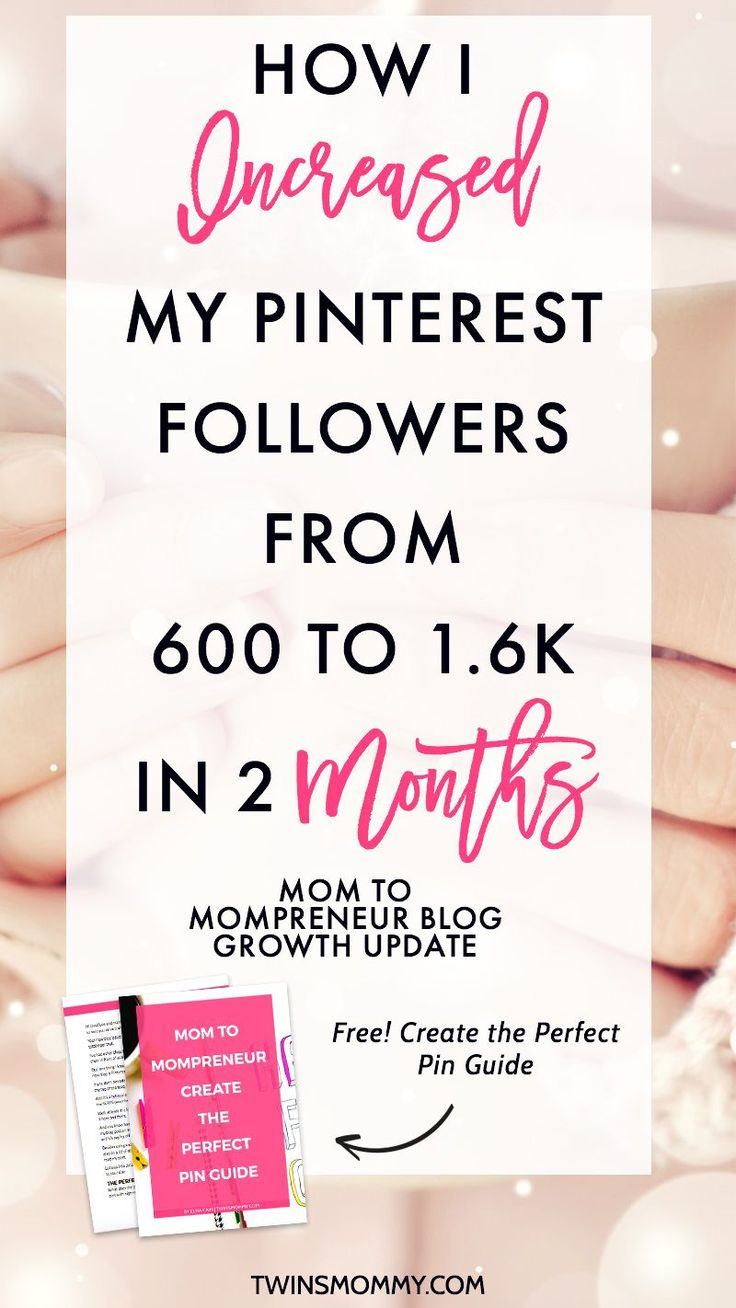 Month 2 Blog Growth Update: 1.6k Pinterest Followers Later – I have a new blog that's three months old. I started actively growing my blog a month later and can't believe it! If you need help generating traffic, getting subscribers or increase your social shares, here are the things I'm doing.