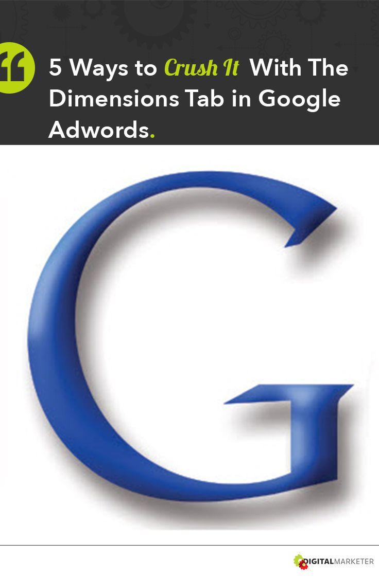 AdWords tips   digitalmarketer.com
