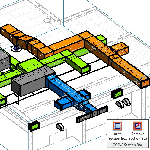 how to add a section line in revit
