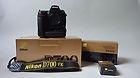 Nikon D700 12.1 MP Digitalkamera - Schwarz (Nur Gehäuse) (inkl. batteriegriff...