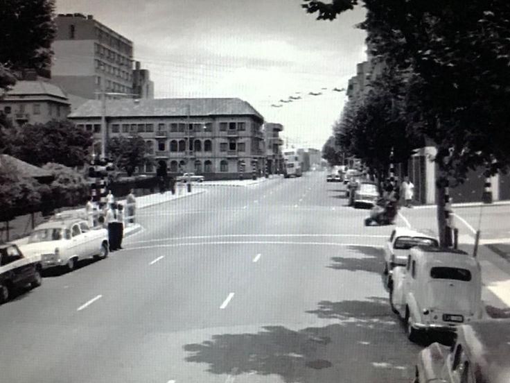 Wolmaraans Street early 1960's