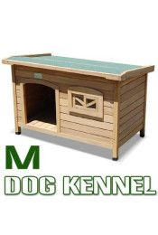 Luxury Timber Wooden Pet Dog Kennel House Cabin Our Price: $139.95