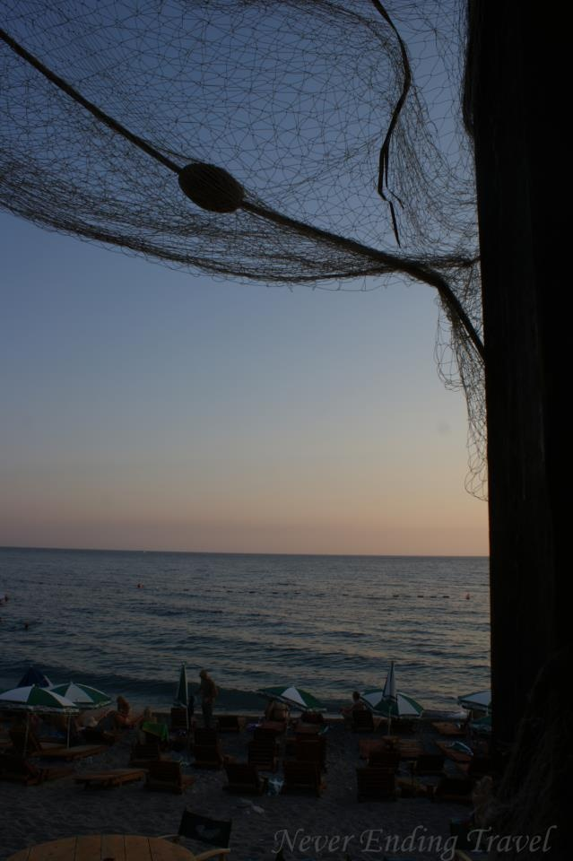 Petrovac, Montenegro  (our last summer)