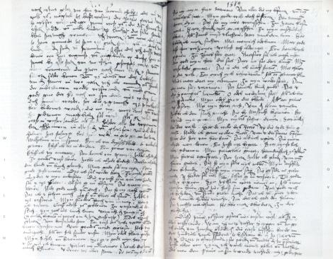 Abel Eppens Tho Equart : Kroniek  abt 1584 at Bolhuis