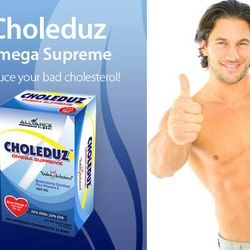Choleduz Omega Supreme Manufactured By Natures Way Reduce your bad cholesterol Price AU$31.00