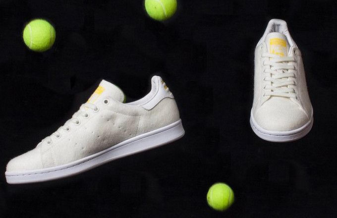 Holly grail... this is just to cool!   Pharrell adidas original stan smith