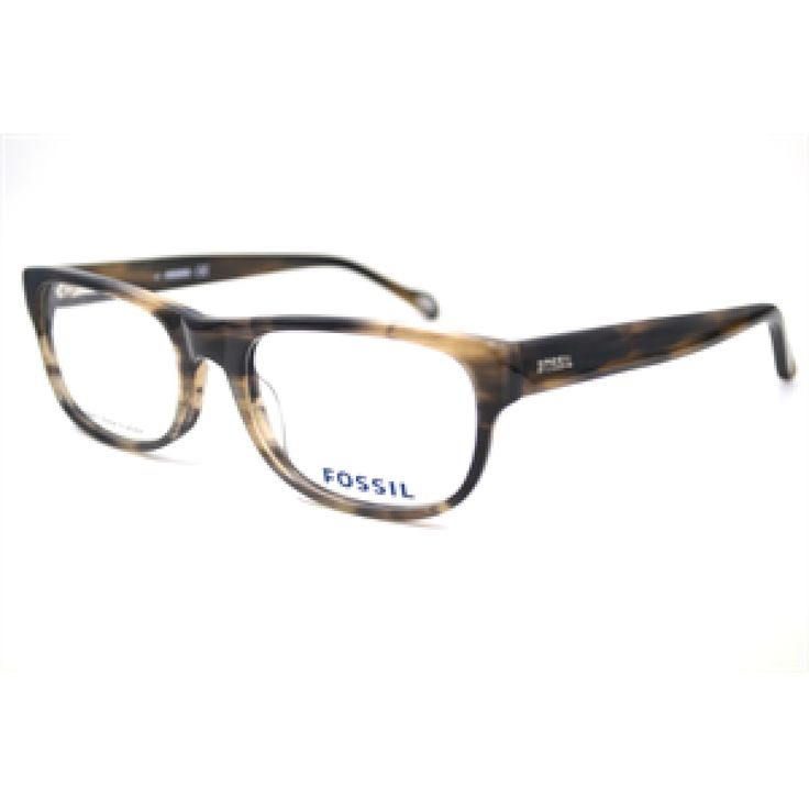 fossil eyewear pics | Home Frame-Only Eyeglasses Fossil Fossil Claude Glasses, #FS-CLAU ...