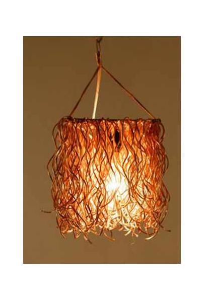 String Lampshade
