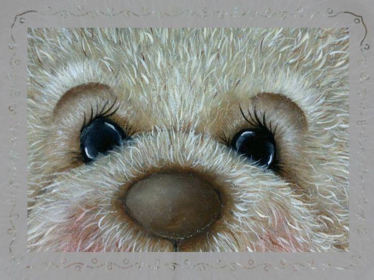 ojos osos