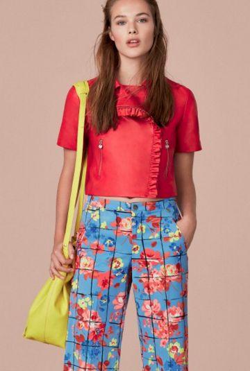 Per Liu Jo abbigliamento primavera estate 2016 la Parola d'Ordine è Gioco! Liu Jo abbigliamento primavera estate 2016 moda