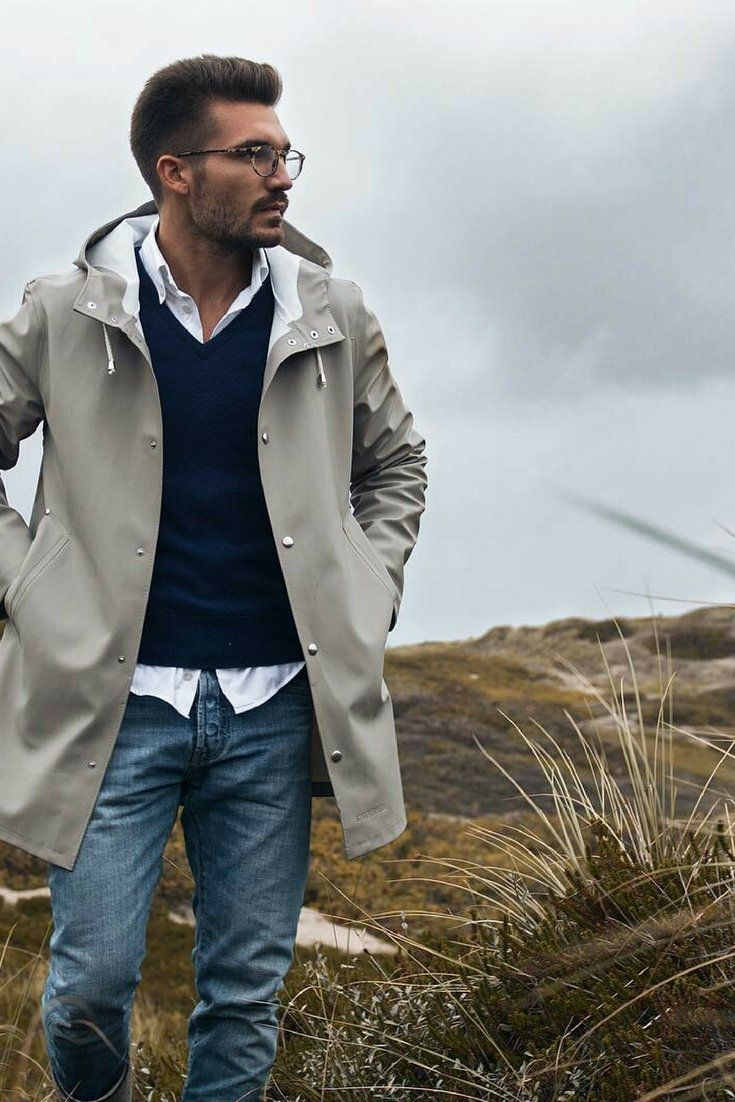13 Dashing Fall Outfit Ideas For Men in 2019