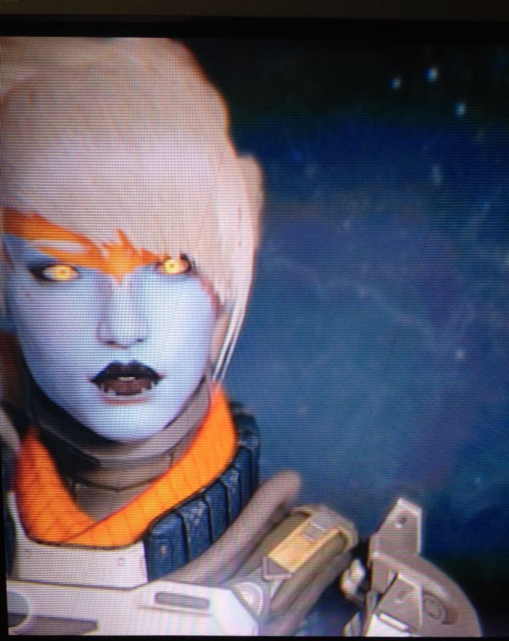 Destiny: Awoken character creation: female | Destiny ...