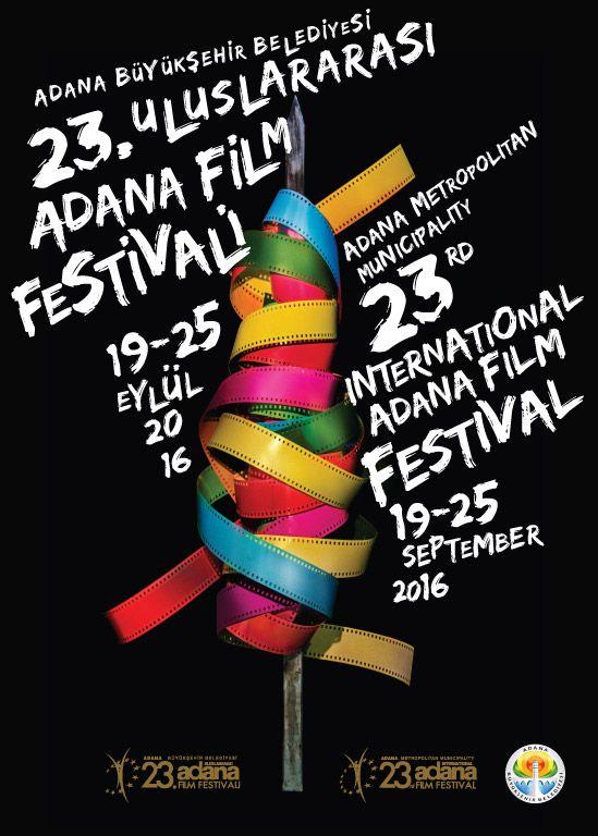 23.Uluslararası Adana Film Festivali Afişi