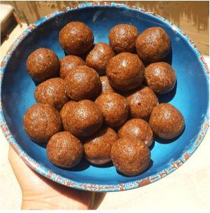 Coconut & Caramel Energy Balls