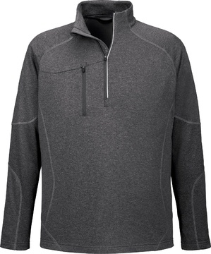 NEW CATALYST MEN'SPERFORMANCE FLEECE HALF-ZIP TOP.  Awesome for golf or layer for cool summer evenings.  ~$37