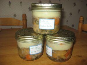 Filets de poulet confit aux céléris et carottes - paminatelier.com - les tutos de Pamina