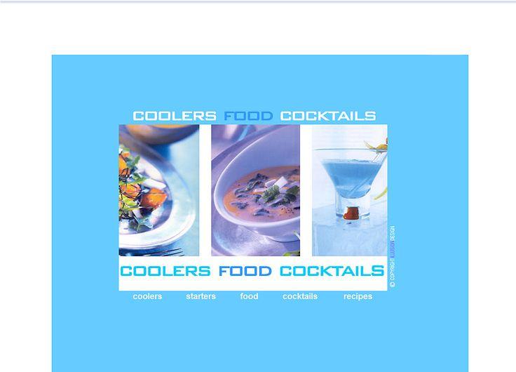 | HTML | ☆ Coolers Food Cocktails ☆