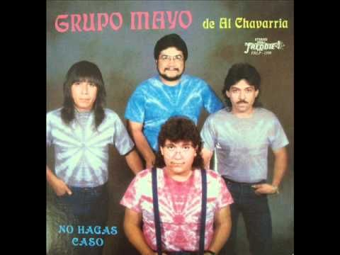 ▶ Grupo Mayo de Al Chavarria - Me Quiero Casar Contigo.wmv - YouTube