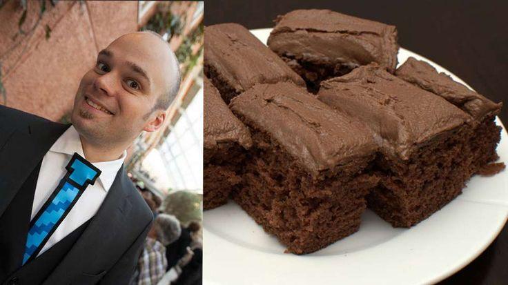 Verdens beste sjokoladekake? Må finne det ut.