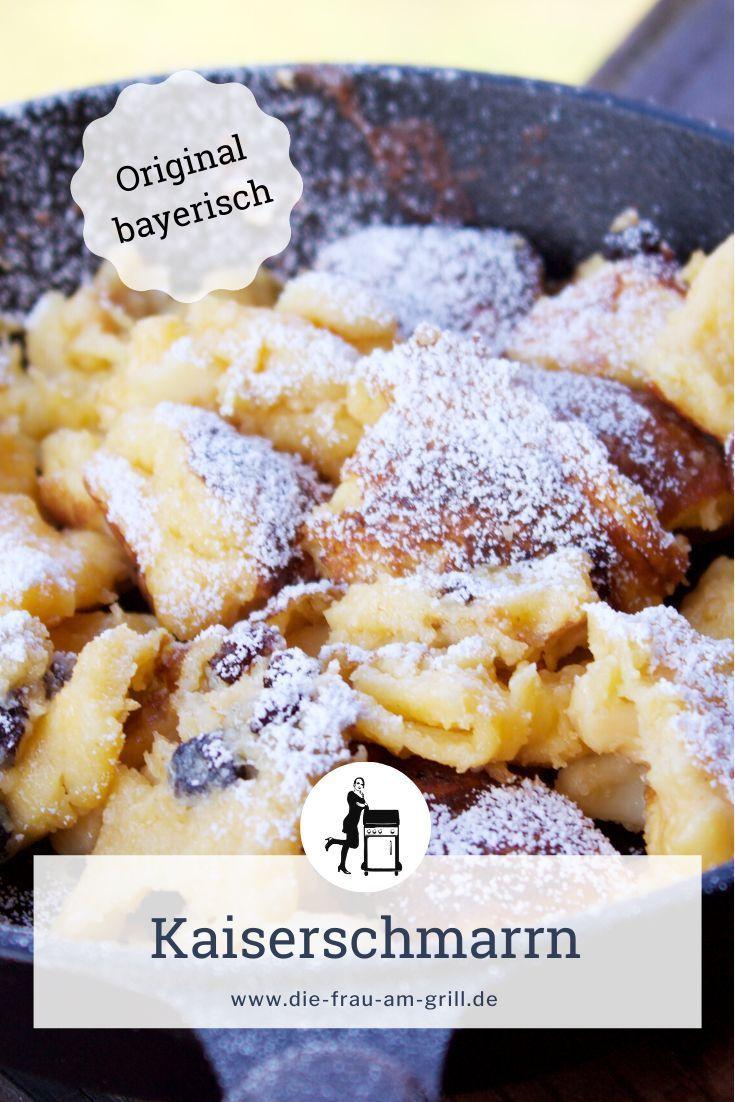 Kaiserschmarrn Fluffige Sussspeise In 10 Minuten Rezept Kaiserschmarrn Rezept Kaiserschmarrn Rezepte