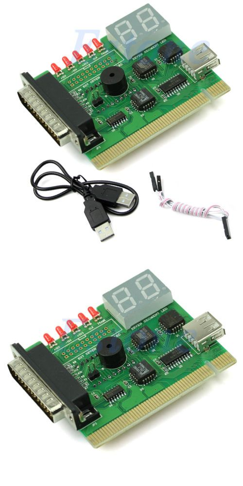 cf8a373b9c16 Motherboard Diagnostic Cards 168060: Practical Usb Pci Pc Notebook ...