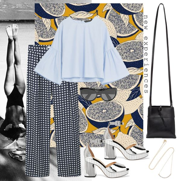 Outfit of the day via MadameFigaro.gr