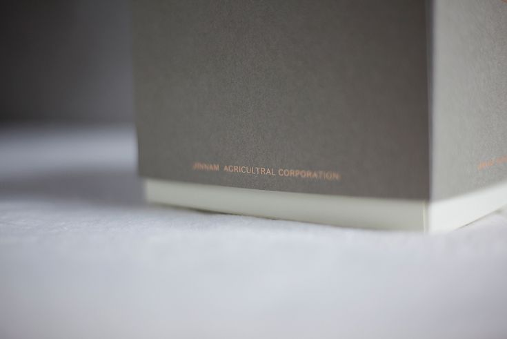 Jinnam Agricultural Corporation on Behance