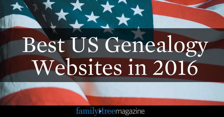 2016 Best US Genealogy Websites - Family Tree Magazine