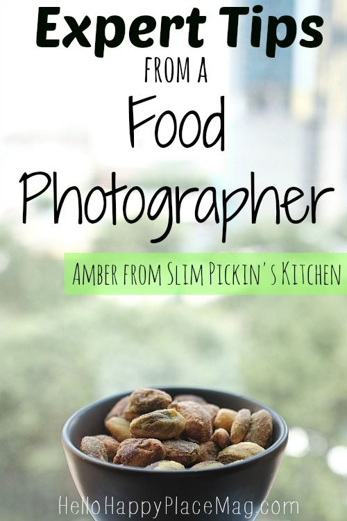 Expert Tips from a Food Photographer -