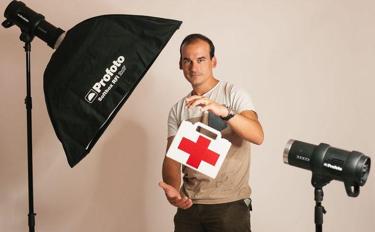 O kit do fotógrafo - Pau Storch