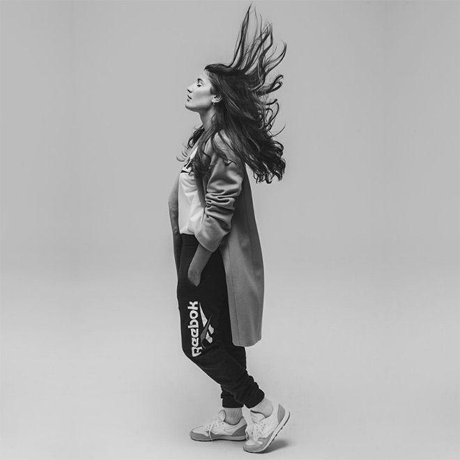 Alba Paul es el nuevo fichaje de Reebok - Style Lovely