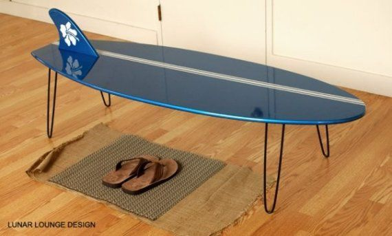 Surfboard Coffee Table Surfboard And Coffee Tables On