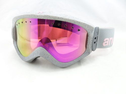New Anon Majestic Women's Ski Snowboard Snow Goggles Agent w 2 Sets of Lens | eBay