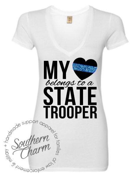 Southern Charm Designs My Heart Belongs To A State