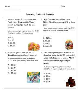 estimating division problems worksheets division worksheetsdivision worksheetsestimating. Black Bedroom Furniture Sets. Home Design Ideas
