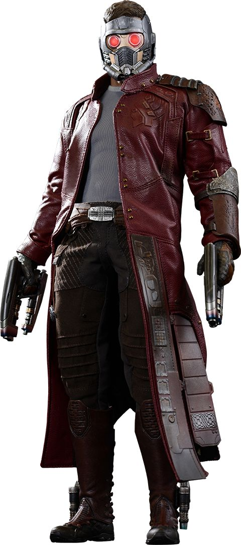 Hot Toys Star-Lord Sixth Scale Figure $234.99 Click on picture links for more info and to pre-order from sideshow! (Exclusive Edition)