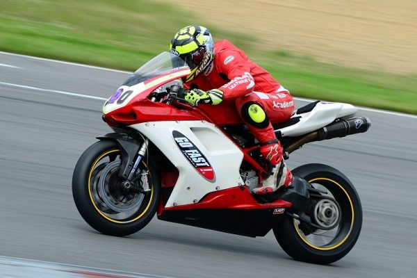 With my old Ducati 848 on Zolder