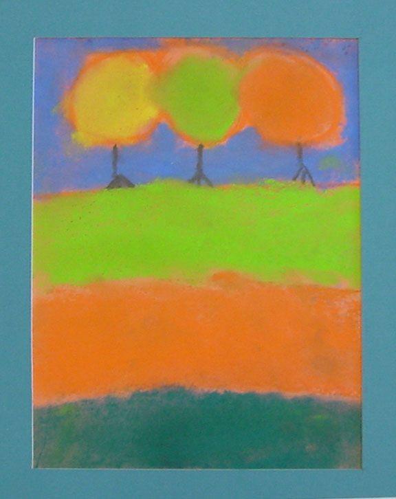 25 best ideas about landscape art lessons on pinterest for Landscape art projects