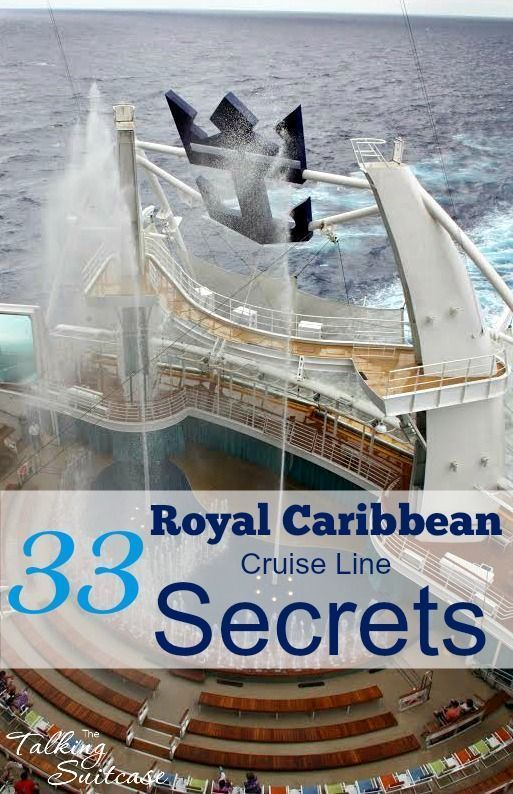 If you're a first time cruiser or have never sailed with Royal Caribbean, there are countless little known Royal Caribbean cruise line secrets to help you make the most out of your next cruise.                                                                                                                                                                                 More