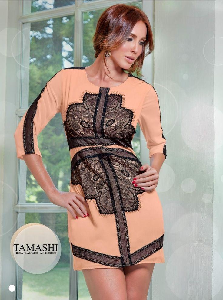 Vestido CKLASS 887-31 — TAMASHI