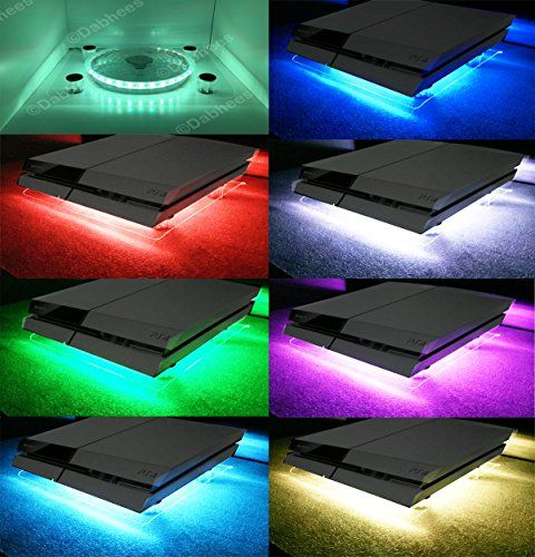RGB USB Design Cooler Cooling Fan Pad and mini controller Stand PS4 Playstation 4 Xbox One 360 DAB http://www.amazon.co.uk/dp/B0154NEV5C/ref=cm_sw_r_pi_dp_QjMFwb1EY10PZ