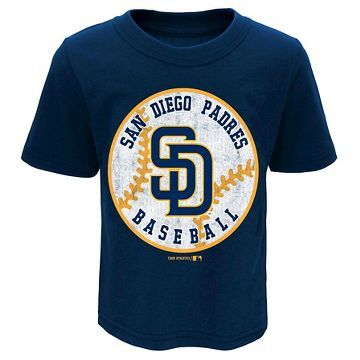 San Diego Padres Boys 2pk Toddler T-Shirt