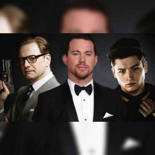 CHANNING TATUM Joins KINGSMAN: THE GOLDEN CIRCLE...