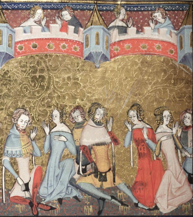 Bodleian Library MS. Bodl. 264, The Romance of Alexander in French verse, 1338-44; 133v
