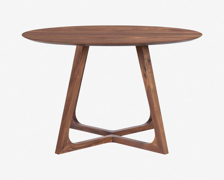 Simple Round Wooden Dining Table Style Wood P For Inspiration Decorating