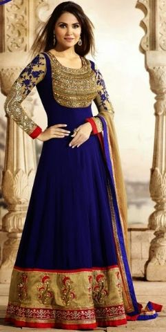 Innovation and newness in outlook of salwar suits is quite appreciated by the masses located across the globe. The salwar suits have been made quite modernized