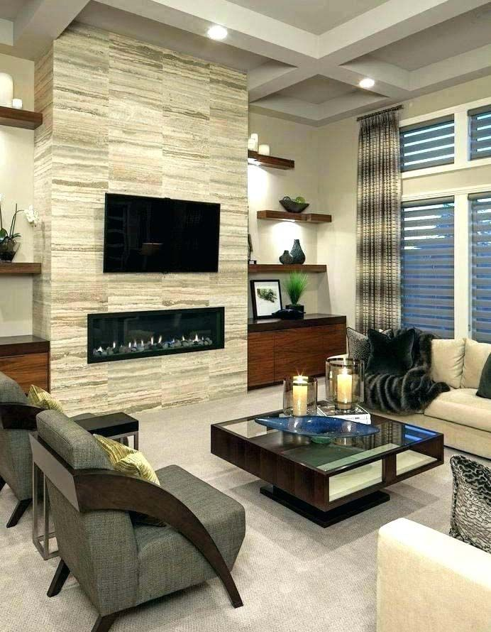 14 Modern Tv Wall Mount Ideas For Your Best Room Archlux Net Small Modern Living Room Living Room Design Modern Small Living Rooms