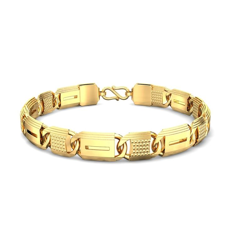 The Jacob Gold Bracelet